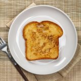 Plain French Toast Stock Images