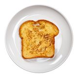 Plain French Toast Royalty Free Stock Photo