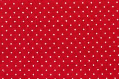 Plain full frame background graphic detail. Attractive Christmas red color spotty blank page royalty free stock photography