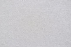 Plain Gray Fabric Texture Royalty Free Stock Photography