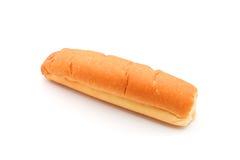 Plain hotdog bun Royalty Free Stock Image