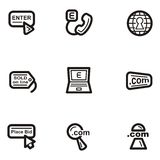 Plain Icon Series - Web Stock Photography