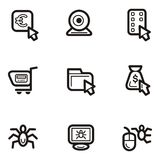 Plain Icon Series - Web Stock Images