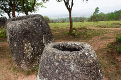 Plain of Jars, Laos Stock Image