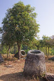 Plain of Jars, Phonsavan. Stock Photography