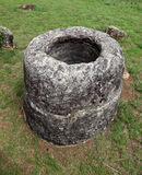 Plain of Jars in Phonsavan, Laos. Stock Photos