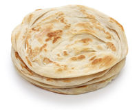 Plain paratha Stock Photo