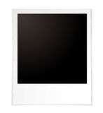 Plain polaroid Royalty Free Stock Photography