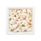 Plain popcorn Stock Images