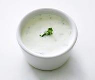 Plain porridge Royalty Free Stock Photo