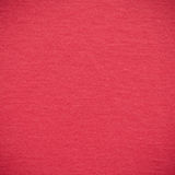 Plain Red Fabric Texture Stock Image