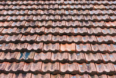 Plain roofing-tile Stock Photos