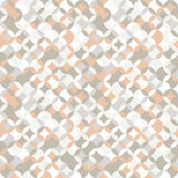 Plain round pattern. Based on Traditional Japanese Embroidery. Royalty Free Stock Image