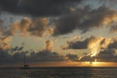 Plain sailing Stock Image