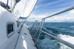 Plain sailing Royalty Free Stock Photo