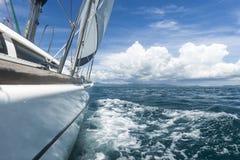 Plain sailing Royalty Free Stock Photography