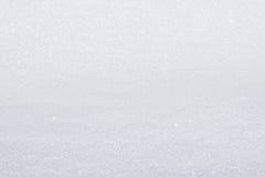 Plain snow texture Stock Photography