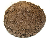 Plain Soil stock images