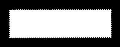Plain stamp Royalty Free Stock Photos