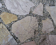 Plain stone 's pattern . Stock Photos