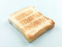 Plain Toast Stock Photo