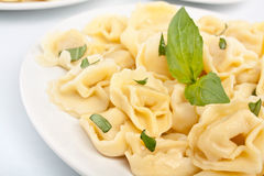 Plain Tortellini Stock Images