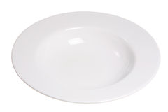 Plain White Bowl Stock Photos