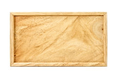Plain wood Royalty Free Stock Image