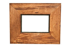 Plain Wooden Frame/Rustic Royalty Free Stock Photography