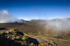 Plaine des Sables, Ile de La Réunion. Plaine des Sables à Ile de La Réunion Royalty Free Stock Photos