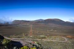 Plaine des Sables, Ile de La Réunion Royalty Free Stock Photo