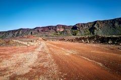 Plaine des Sables landscape Stock Image