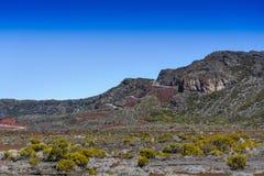 Plaine des Sables, Piton de la Fournaise, Reunion Island. Plaine des Sables, Piton de la Fournaise at Reunion Island Royalty Free Stock Images