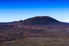 Plaine des Sables, Piton de la Fournaise, Reunion Island. Plaine des Sables, Piton de la Fournaise at Reunion Island Stock Images