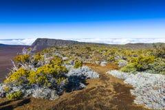 Plaine des Sables, Piton de la Fournaise, Reunion Island. Plaine des Sables, Piton de la Fournaise at Reunion Island Royalty Free Stock Photos