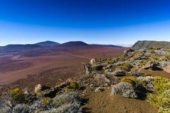 Plaine des Sables, Piton de la Fournaise, Reunion Island. Plaine des Sables, Piton de la Fournaise at Reunion Island Royalty Free Stock Photography