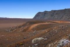 Plaine des Sables, Piton de la Fournaise, Reunion Island. Plaine des Sables, Piton de la Fournaise at Reunion Island Stock Image