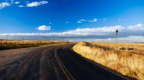 Plaines de l'Arizona Photos libres de droits