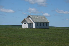 Plains Church Stock Photography