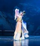 "Plaintiveness-verslag van Zuidelijke boeg-Jiangxi opera""four dromen van linchuan† Stock Foto"