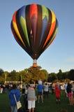 2015 Plainville (CT) Fire Company's Hot Air Balloon Festival Stock Photo