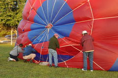 2015 Plainville (CT) Fire Company's Hot Air Balloon Festival Stock Image