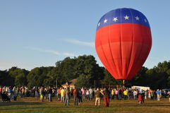 2015 Plainville (CT) Fire Company's Hot Air Balloon Festival Royalty Free Stock Image
