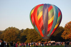 Plainville Hot Air Balloon Festival Stock Photography