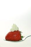 Plaisir de fraise Photos stock