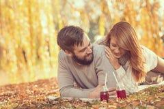 Plaisirs d'automne Images libres de droits
