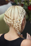 Plait Royalty Free Stock Photography