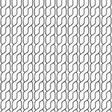 Plait seamless pattern Stock Photo