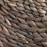 Plaited bag detail Royalty Free Stock Images