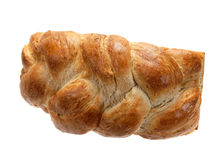 Plaited bread. Stock Image